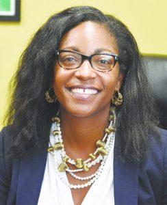 OUSD Superintendent Kyla Johnson-Trammel