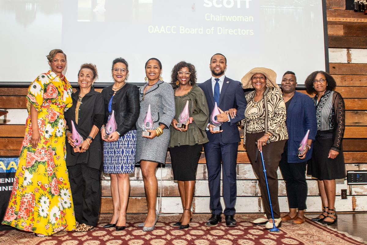 Oakland's Black Chamber of Commerce Honors 8 Women Leaders   Post News Group