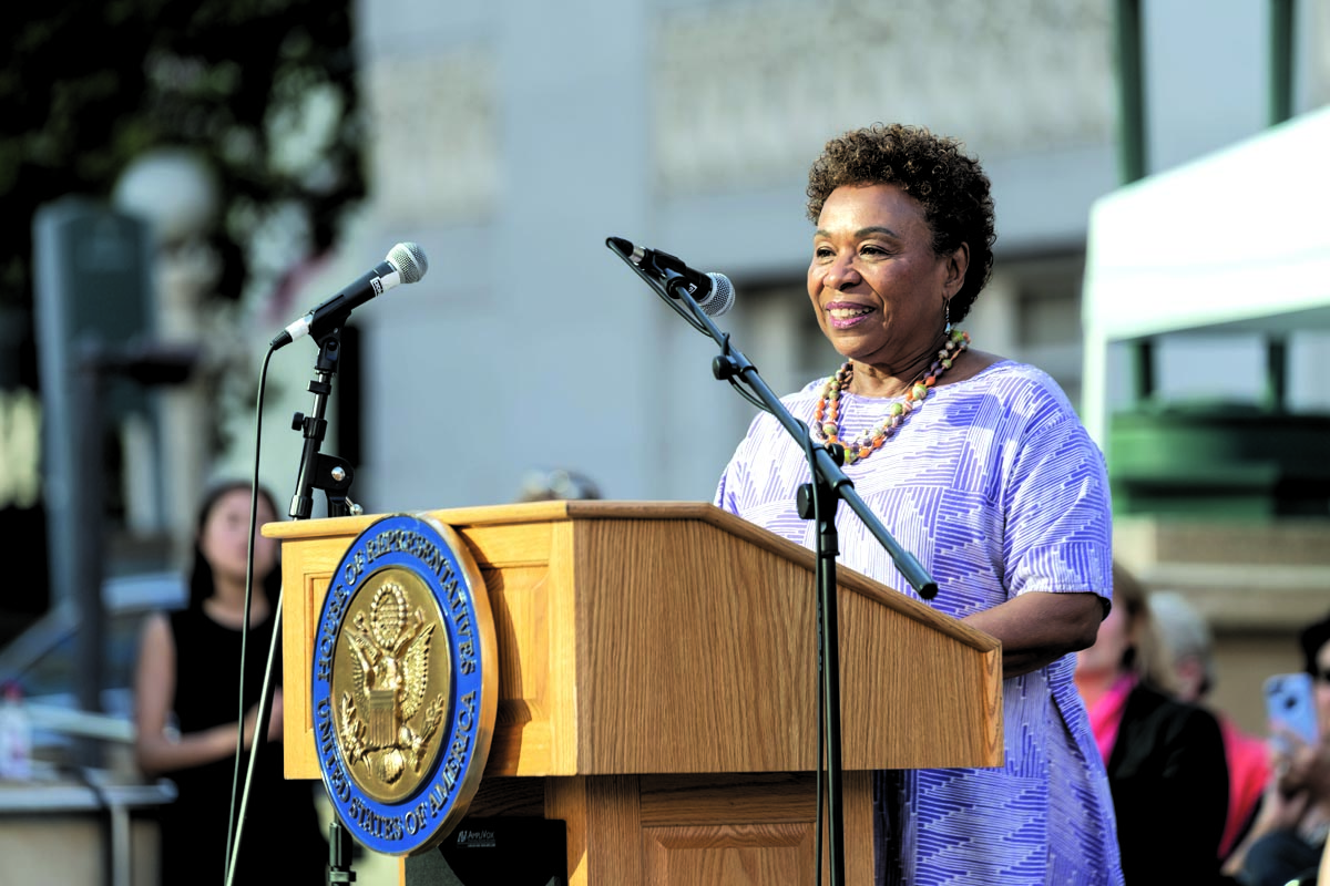 Congresswoman Barbara Lee Holds Summit on Childhood Poverty with Bary Area Anti-Poverty Advocates | Post News Group