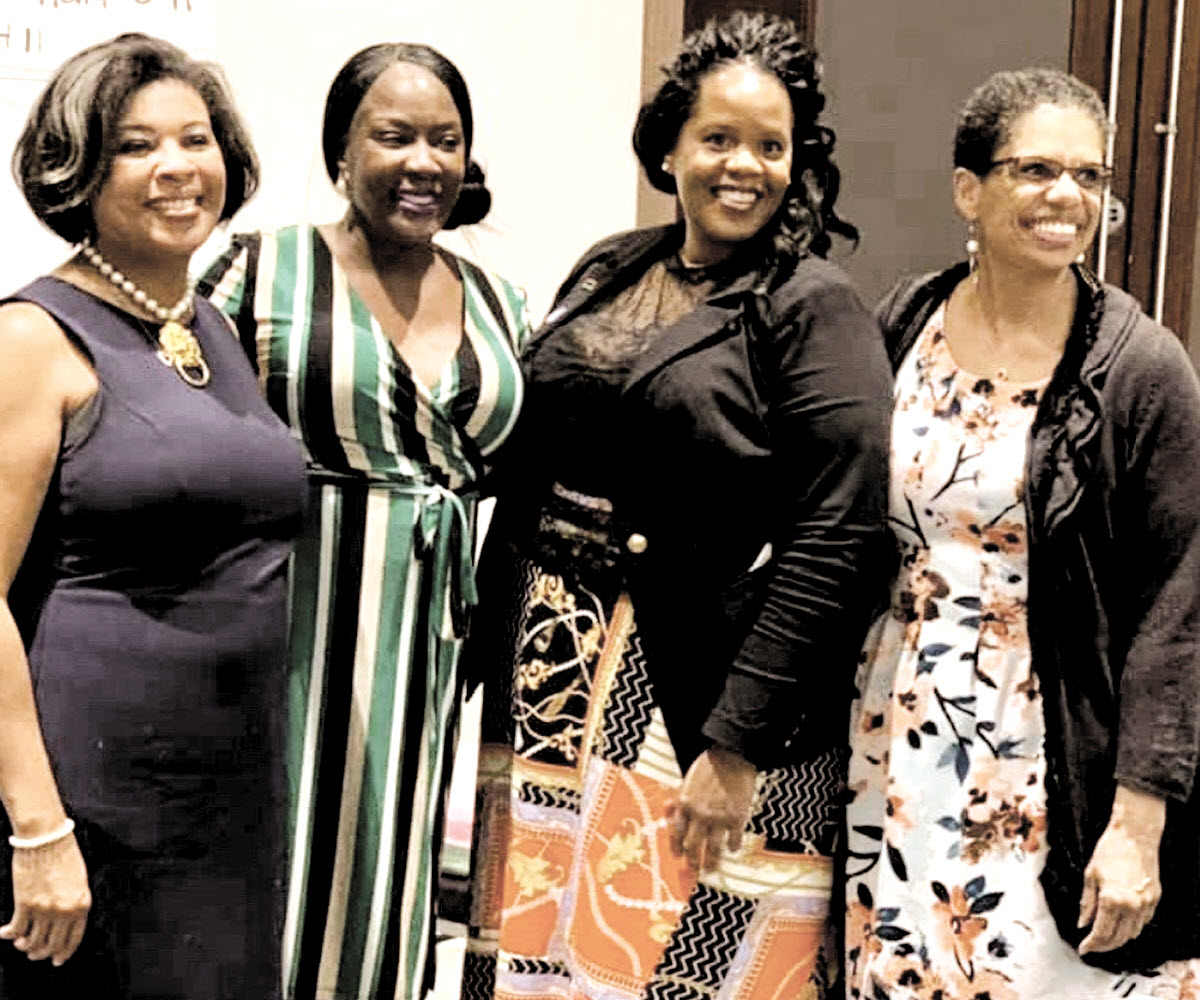 California Democratic Party Black Caucus Elects All Women to Board | Post News Group