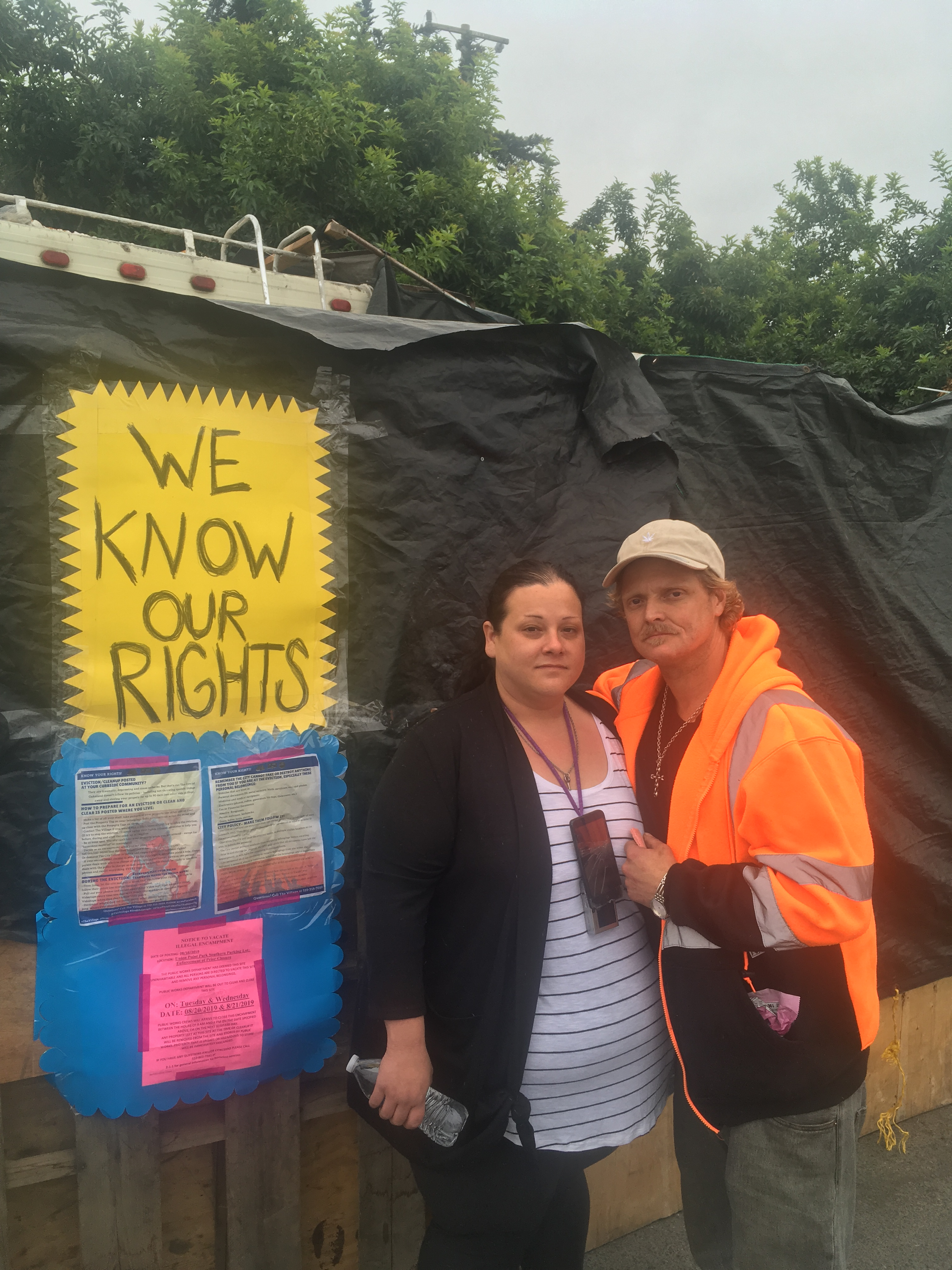 Oakland Evicts Residents of Union Point Homeless Camp | Post News Group