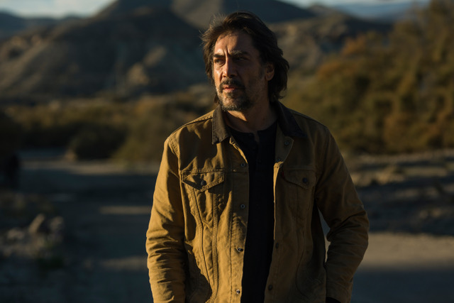 "Javier Bardem stars as ""Leo"" in director Sally Potter's THE ROADS NOT TAKEN, a Bleecker Street release. Credit : Manolo Pavon / Bleecker Street"