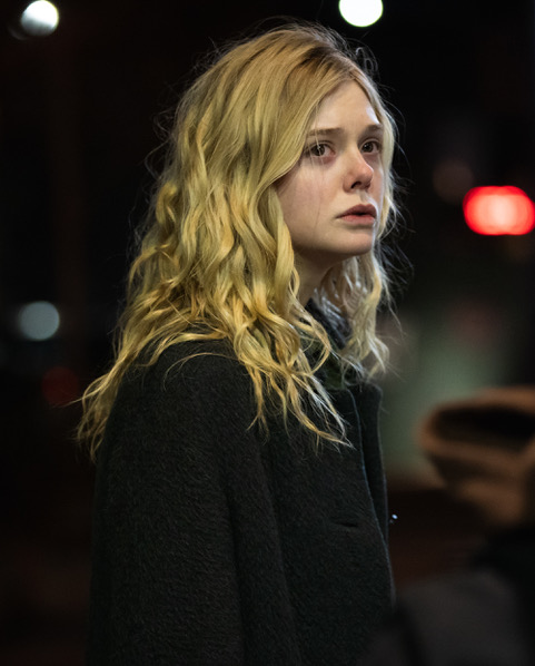 "Elle Fanning stars as ""Molly"" in director Sally Potter's THE ROADS NOT TAKEN, a Bleecker Street release. Credit : Jeong Park / Bleecker Street"