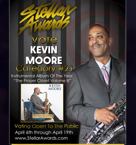 Bay Area Saxophonist Kevin Moore