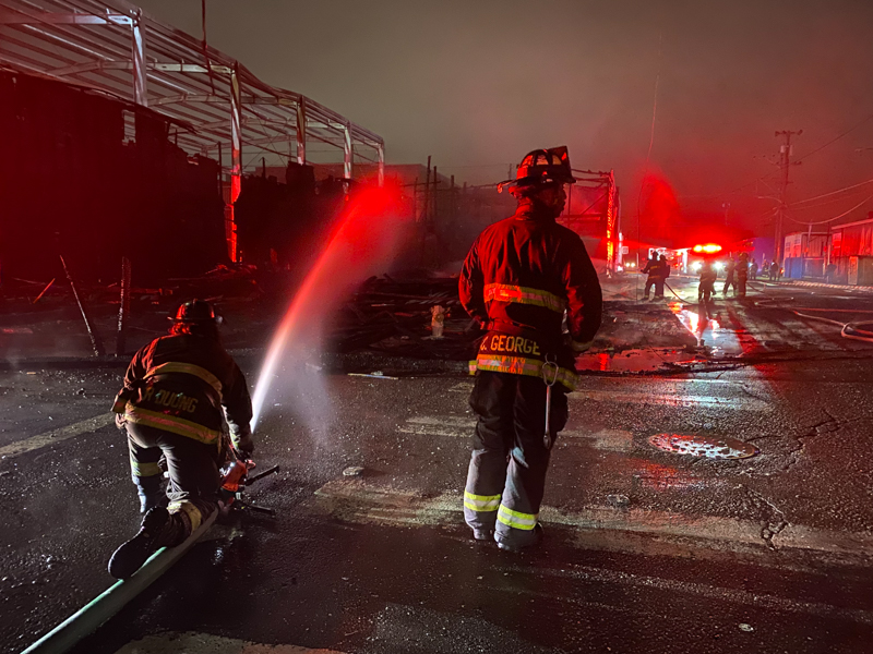 East Oakland Fire Brings the City's Struggle with Homelessness Into Light | Post News Group